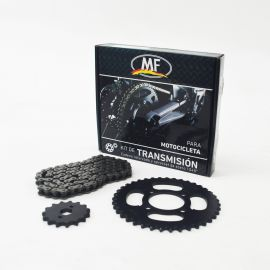 Kit Tracc Ref Yamaha YBR125C 14D-45D - 428X126 MF