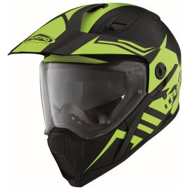 Casco Xtrace Lux - Cross Enduro Norma Europea ECE 22-05