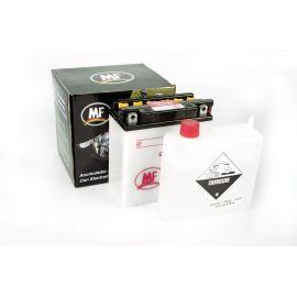 Batería 12N7-4B c-Electrolito MF s
