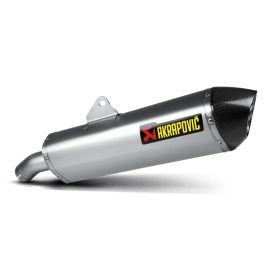 Slip On Titanio BMW F800R 09-14. F800GT 13-14 - S-B8SO4-HRT Akrapovic