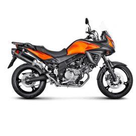 Slip-On Carbono Suzuki 650 V-Strom '04-'16- S-S65SO3-RC Akrapovic
