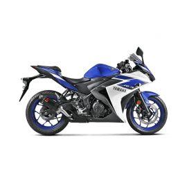 Slip-On Carbono Yamaha R3 2015- S-Y2SO12-HAPC Akrapovic