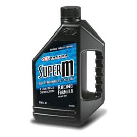 Super M Semi-Sintético- Injector y-o Premezclado 133.8oz 1Lt. Maxima