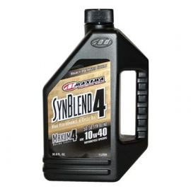 Synthetic Blend 10w40 Maxum 4 33.8oz 1lt Maxima