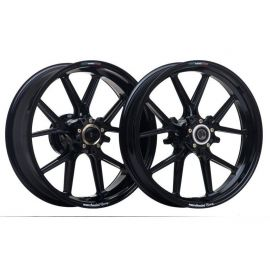 Rin Tras Mg M10RS Corse  6.0x17 NgrBrillante  Marchesini