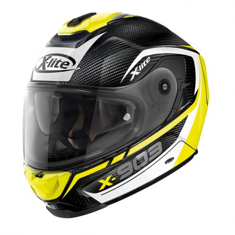 Casco X-903 Ultra Carbon Cavalcade