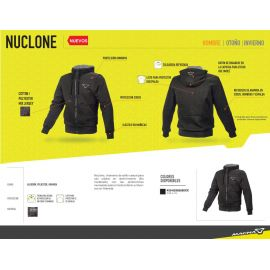 Sudadera Nuclone