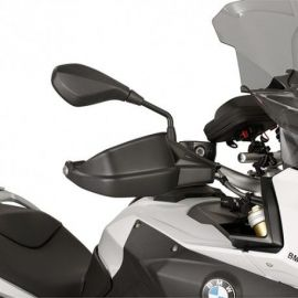 Protector de manos Handguard BMW S1000XR 15-16 Negro KHP5119 Kappa