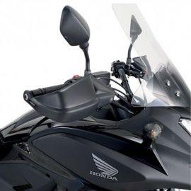 Protector de manos Handguard HONDA NC750X DCT 14-16 Negro KHP1111 Kappa