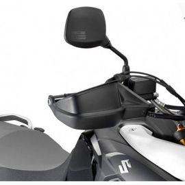 Protector de manos Handguard SUZUKI DL650 11-16 - DL1000 V-Strom 14-16 Negro KHP3105 Kappa