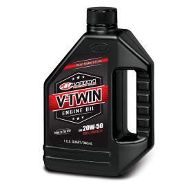 Lubricante V-Twin 100% Synthetic  20w50 (946 ml) Maxima