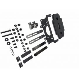 Kit montaje portaherramientas S250 en Maletas Laterales para R1200GS LC Givi