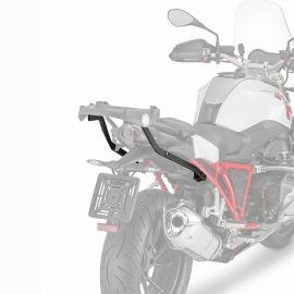 Adaptador posterior p-Maleta monokey BMW R1200R 15-16 Givi