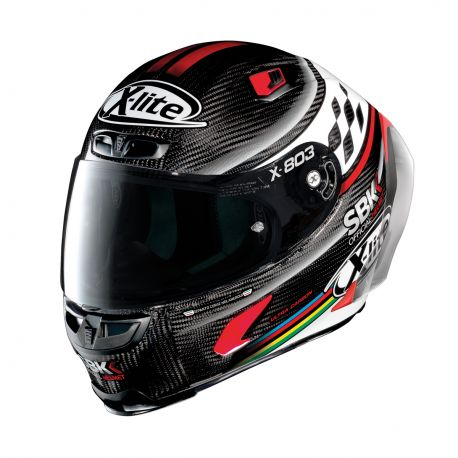 Casco X-803 RS Ultra Carbon SBK