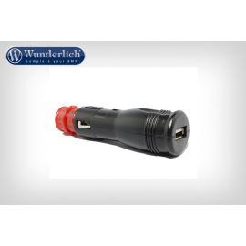 Adaptador toma corriente p/USB universal  F700/F750GS, F800/F850GS, R1200/R1250GS+Adv, Wunderlich
