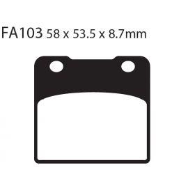 Frenos de Disco FA103HH EBC