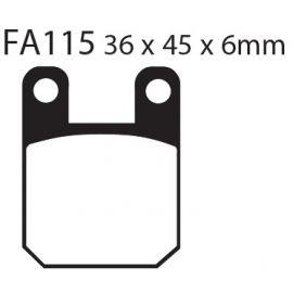 Frenos de Disco FA115HH EBC