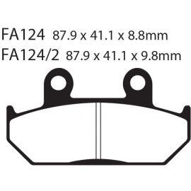 Frenos de Disco FA124HH EBC