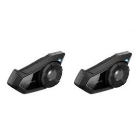 Dual Pack Intercomunicador Bluetooth 30K con Mesh   Sena