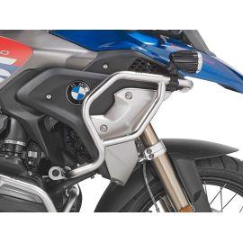 Defensa Tubular Alta color acero BMW R1200GS 17-18 R1250GS 19-21