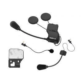 Kit de Fijacion Intercomunicador c/microfono y Audiculares (50S) Sena