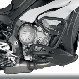 Defensa de Motor parte baja Tubular BMW R1200GS LC -R-RS 13-16 Plata Mate KN5108OX Kappa