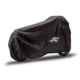 Funda protectora Grande Maxi Scooter. Turismo. motos c-parabrisas. cuatris Negro KS201XL Kappa