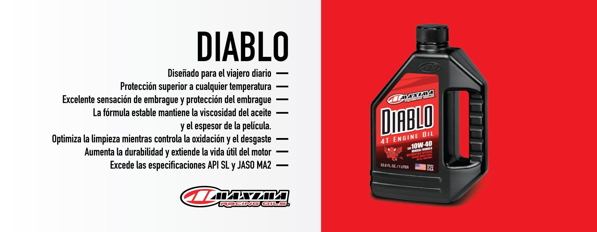 Maxima Diablo
